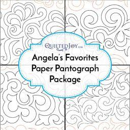 Angela's Favorites Paper Pantograph Package