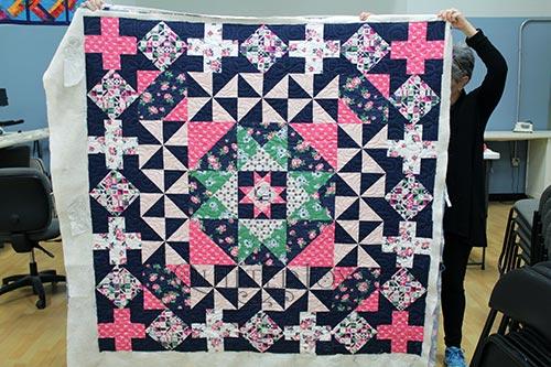Colleen's Patchwork Paddock Quilt