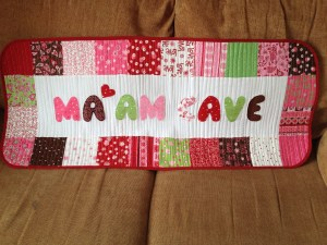Lisa's Ma'am Cave Quilt