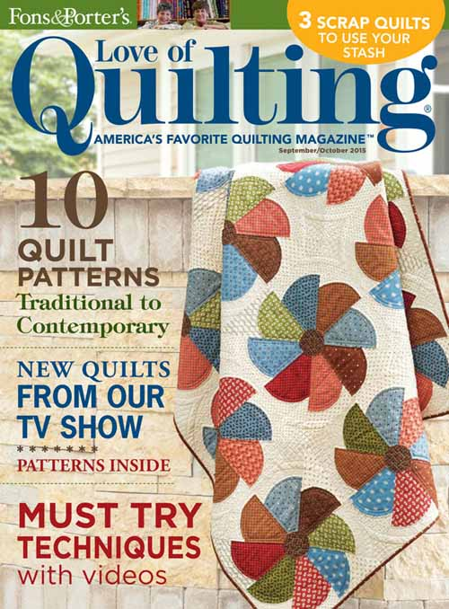 love porter was magazine featured fons cover liz marianne prussian julyaugust quilting on august and quilt latest quilts from the blue s of features july