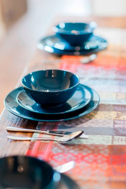 Folklore Fabrics make truly beautiful & unique tablecloths.