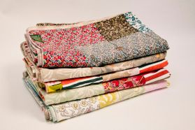Summery patchwork quilts collection - £185