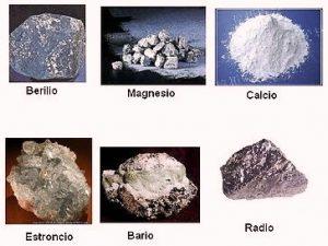 grupo 2 de la tabla periódica