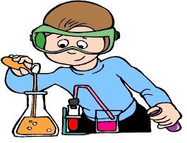 reacción química animada