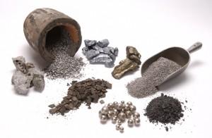 elementos metales