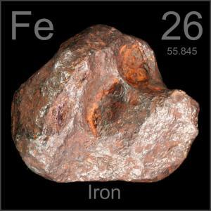 elemento hierro