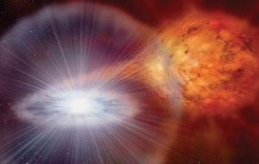 teoría de la explosión de Supernova
