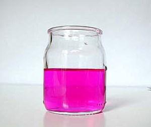 hidroxido de sodio y fenolftaleína
