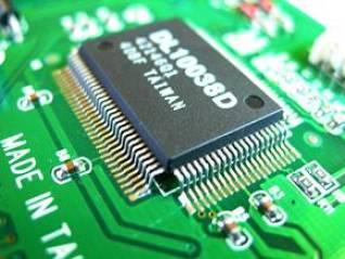 chip semiconductor silicio