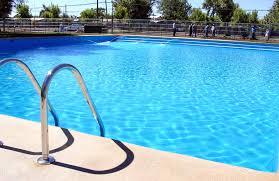 piscina cloro