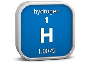 elemento químico hidrógeno