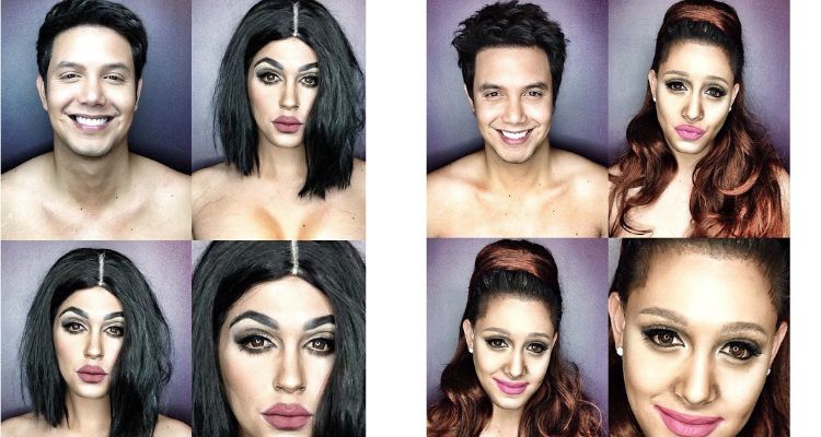 Do Makeup Like A Man Saubhaya