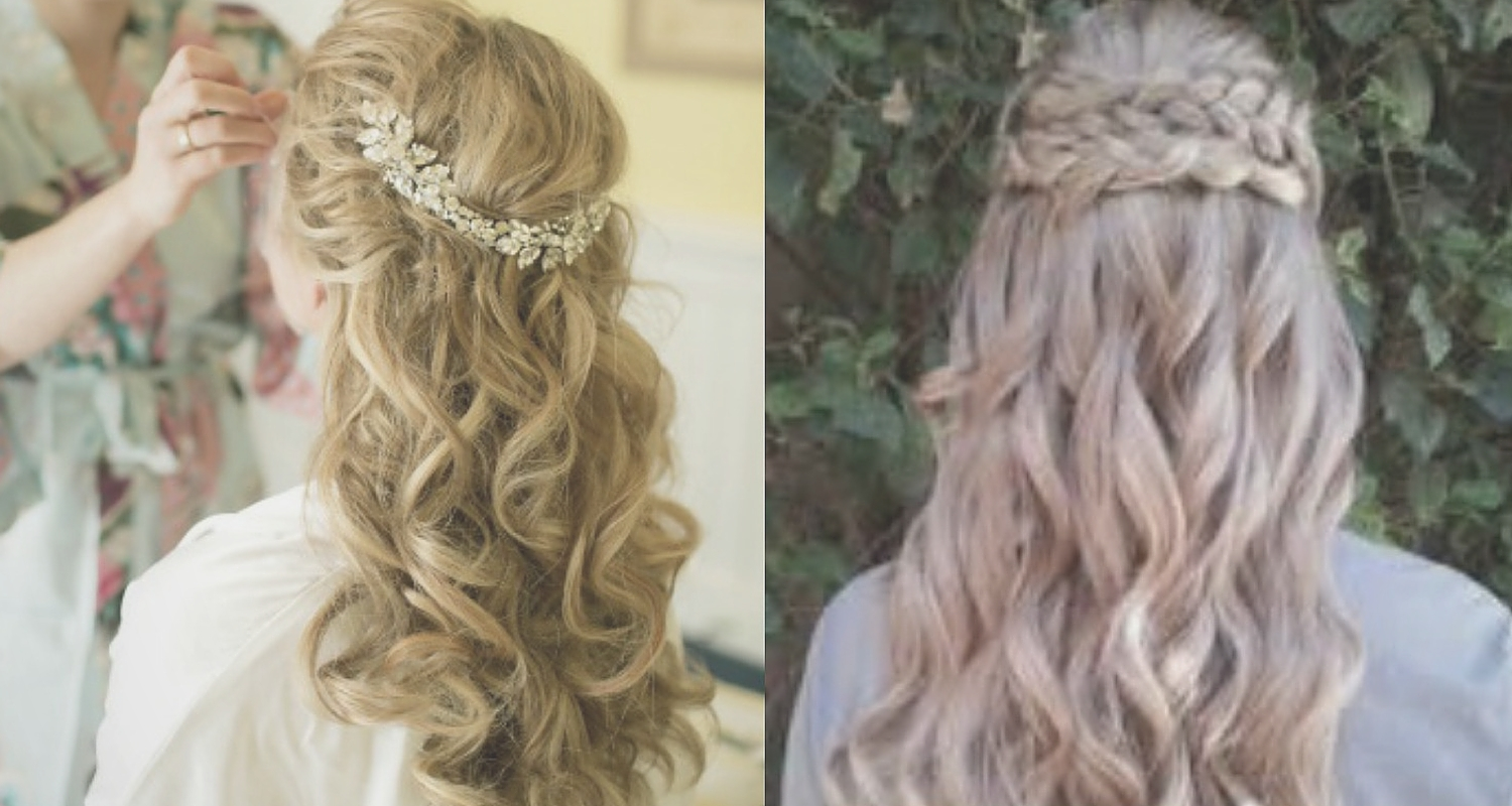 The Hottest Hairstyles For Quinceaneras With Long Hair