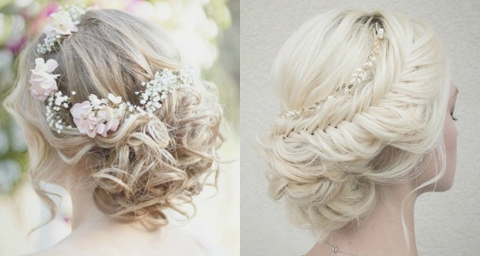 drop-dead gorgeous quinceanera updo hairstyles - quinceanera