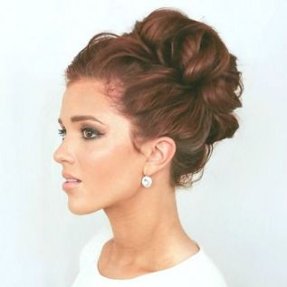 Amazing Quinceanera Hairstyles Head Over Buns Quinceanera Short Hairstyles Gunalazisus