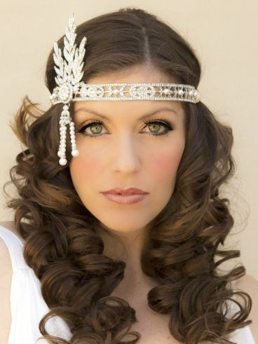 A Glitzy Amp Glam Great Gatsby Quinceanera Theme Quinceanera