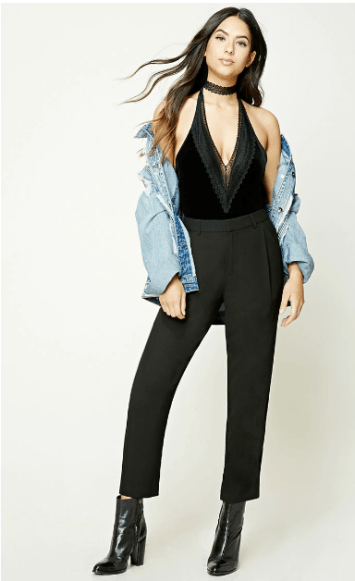 Purchase these Trousers at Forever 21, $12.53
