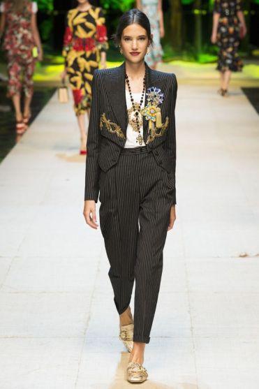 Dolce & Gabbana Spring 2017 Fashion Show