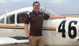 Andy Dow, Master Aviation Educator Quincy University