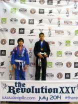 Isaac of Quincy Brazilian Jiu-Jitsu in Grant County, WA