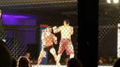 Edson Penado's 6th Fight 1