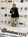 Mai takes 1st in No Gi