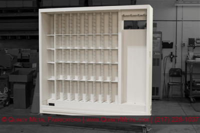 Precision Sheet Metal Electrical Cabinet
