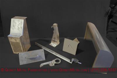 QMF Precision Sheet Metal Examples