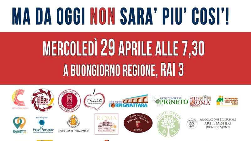 Appello delle piccole Imprese del Lazio