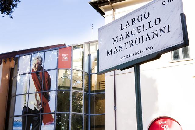 Roma – Riapre Casa del Cinema