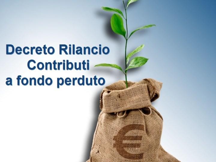 730 milioni di euro in contributi a fondo perduto