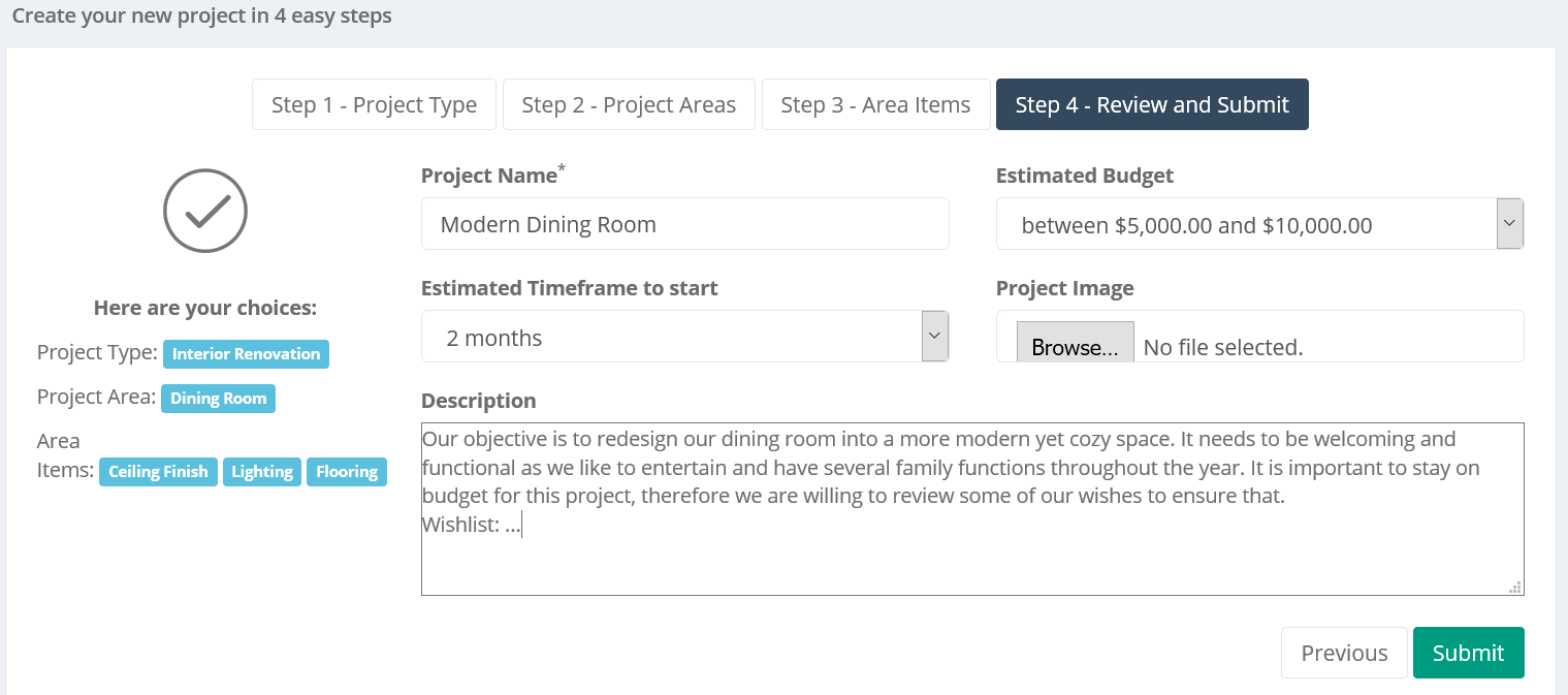 Creating a New Project - quinju.com