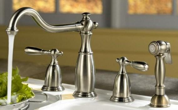 kitchen update ideas - classic style faucet - quinju.com