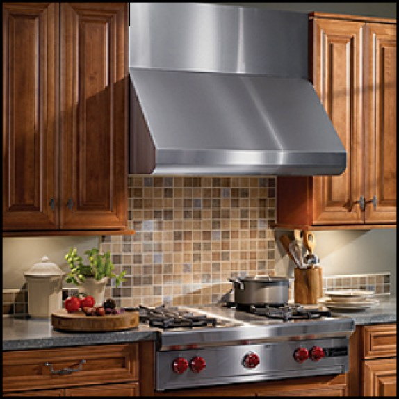 Kitchen Appliance Buying Guide - Stainless Range hood - quinju.com
