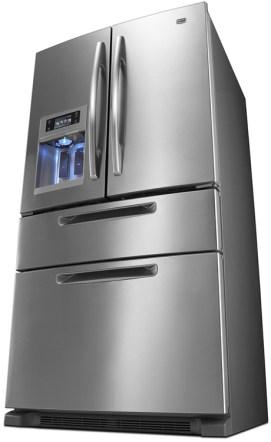 Kitchen Appliance Buying Guide - French door Fridge - quinju.com