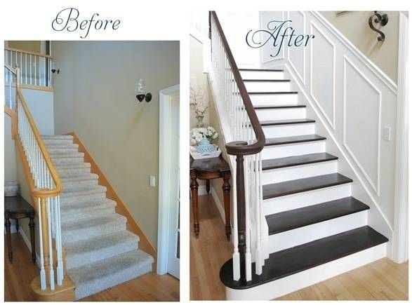 Interior Stair - renovation - quinju.com