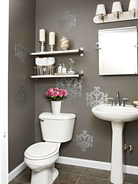 powder room makeover-storage ideas-quinju.com