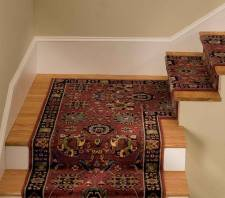 Stair Runners - Interior Stair Renovation - Quinju.com