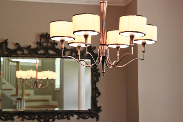 diy winter weekend projects-dining room light fixture-quinju.com