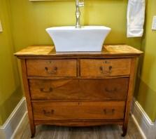 upcycle old dresser quinju.com