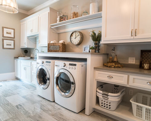 Laundry Room Renovation / Dryer Vent / quinju.com