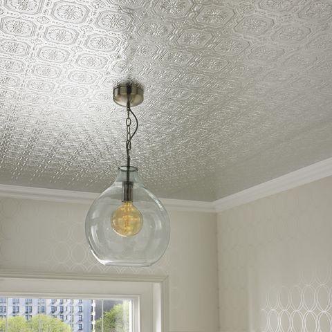 Choosing Ceiling Paint Color-tin ceiling-quinju.com
