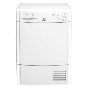 Indesit IDC8T3B 8kg Condenser Tumble Dryer – White
