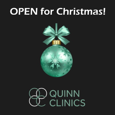 Fully OPEN for Christmas!