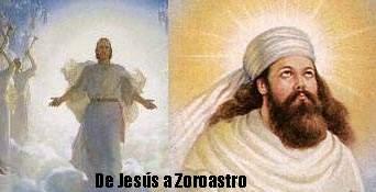 Jesús y Zoroastro