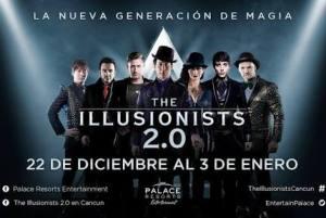 """The Illusionists 2.0 """"La Nueva Generación de Magia"""""""