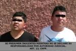 Detienen a dos presuntos pistoleros en la Región 91 de Cancún