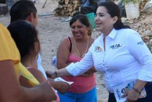 País requiere transición similar a Quintana Roo en 2016: @MayuliMtzSimon