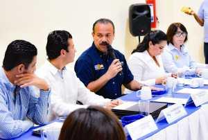 Mayor seguridad y mejor promoción turística: Julián Ricalde
