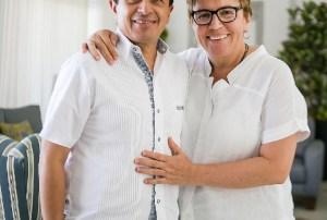 @CarlosJoaquín, Gobernador se reune con @LauraBeristain
